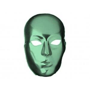 Máscara Metalizada Verde