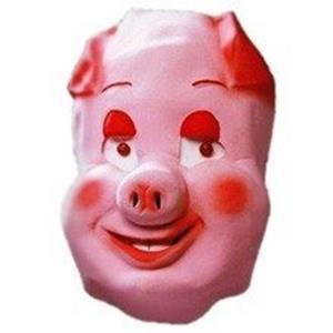 Máscara Porco em Latex