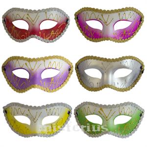 Máscara veneza com brilhante
