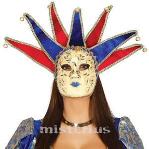 Mascara Veneziana Arlequim