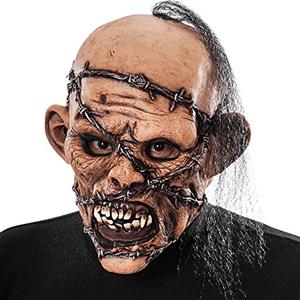 Máscara Zombie Assustador