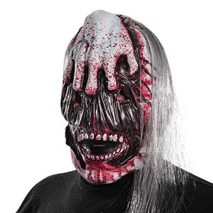 Máscara Zombie Ensaguentada