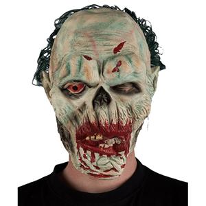 Máscara Zombie Goblin