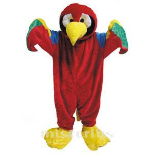 Mascote Papagaio