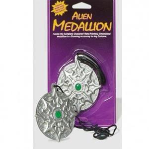 Medalhão Alien Modelo 5