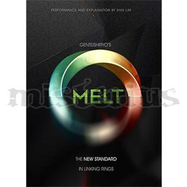 Melt, Argolas e DVD - A03