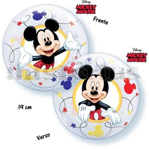 Mini Bubble Mickey