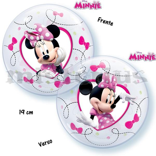 Mini Bubble Minnie