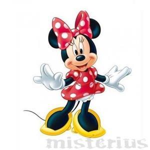 Minnie Figura Articulada, 1m