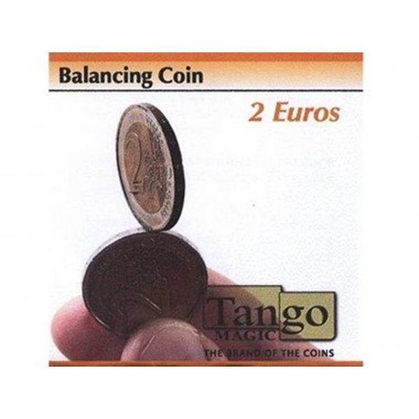 Moeda Equilibrista 2EUR - Balancing coin 2EUR (Tango Magic);