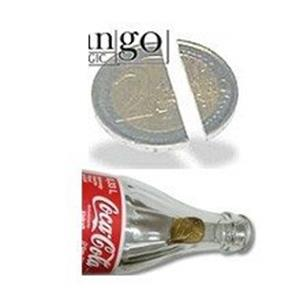 Moeda que Dobra para a Garrafa 2 EUR- by Tango Magic;