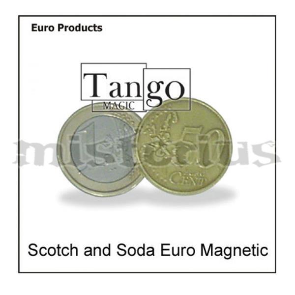 Moeda Scotch and Soda Magnética (0.50EUR/1EUR)