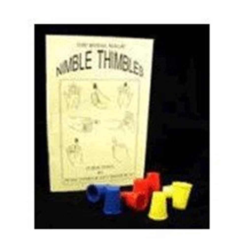 Multiplicação de dedais - Thimbles Set