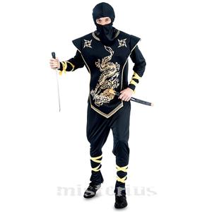 Ninja Dragão Dourado, Adulto