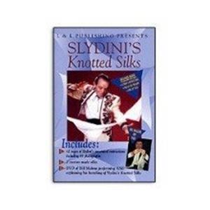 Nós Slydini''s Knotted Silks w/ DVD ORIGINAL;