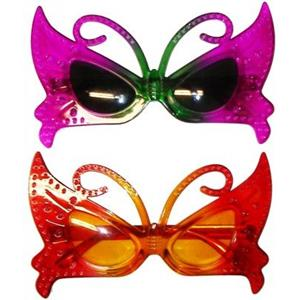 Oculos borboleta