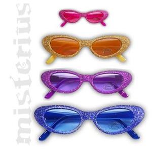 Óculos Brilhantes Modernos