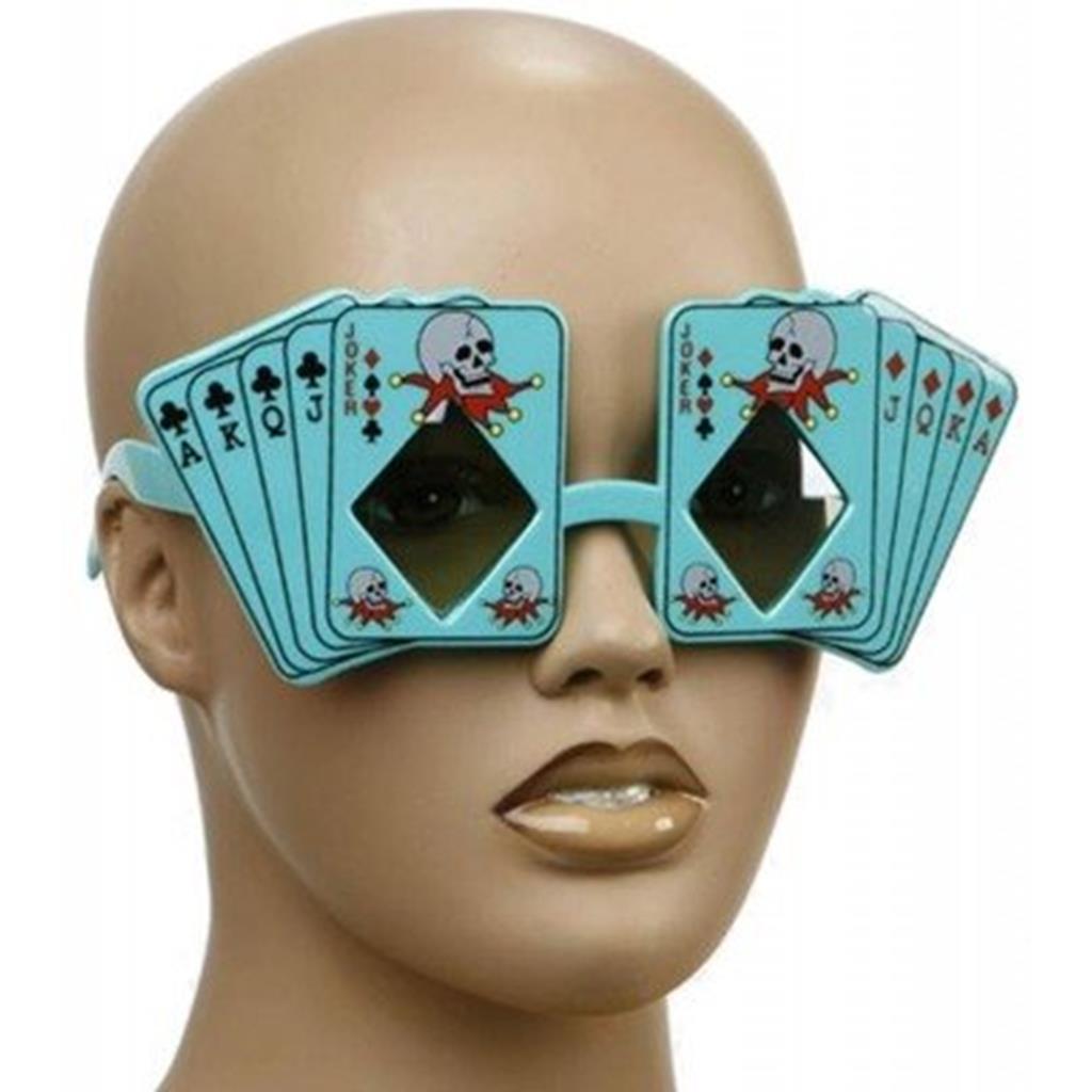Oculos em forma de cartas