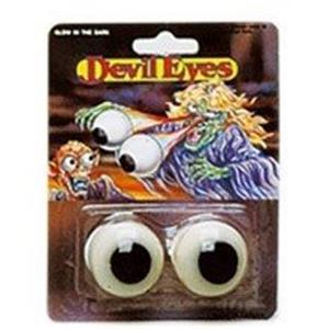 Olhos do Diabo em Latex