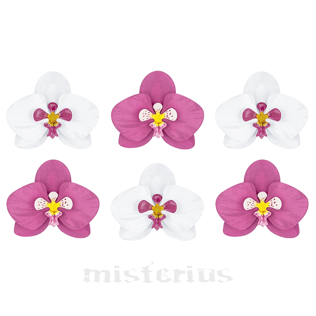 Orquideas Papel