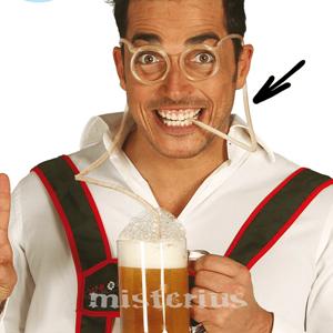 Palhinha Óculos Divertida
