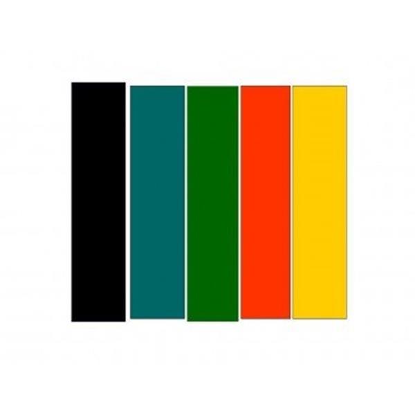 Papel Flash em várias cores Folha - Flash Paper