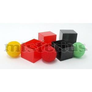 Parabox Aparição 3 Bolas Esponja