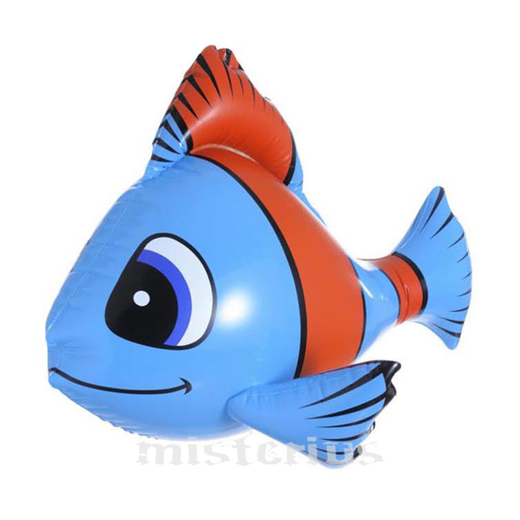 Peixe Tropical Insuflável
