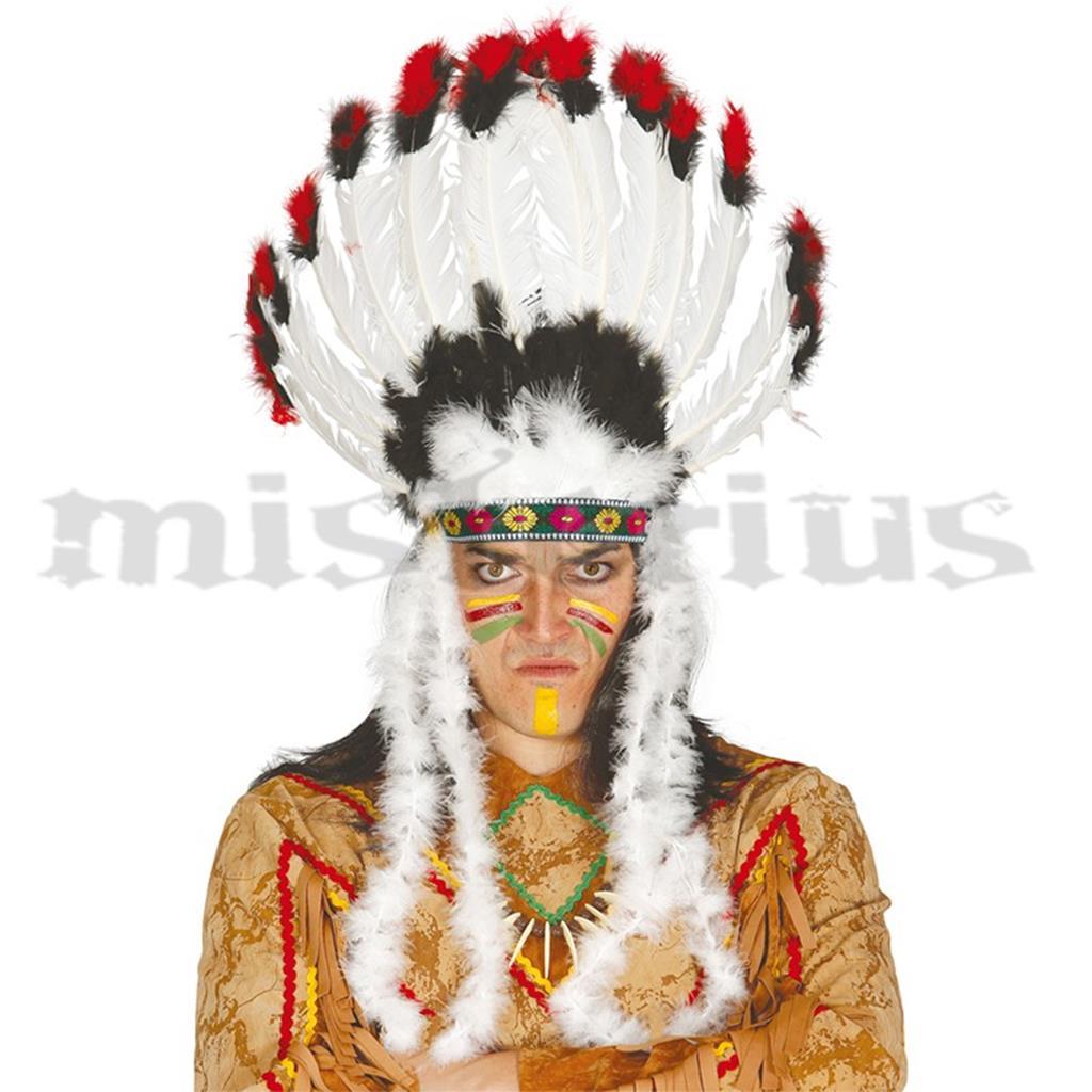 Penachos Indio Grande Chefe Adulto