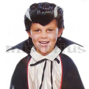 Peruca Drácula Criança