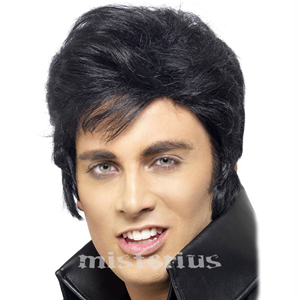 Peruca Elvis Presley