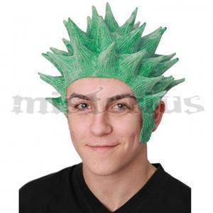 Peruca Goku Latex