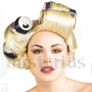 Peruca Lady Gaga soda