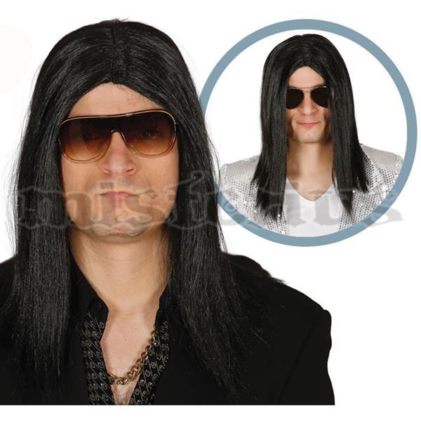 Peruca Michael Jackson Lisa