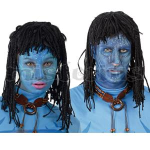 Peruca Na''vi Avatar