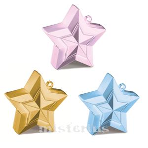 Peso Balões Estrela