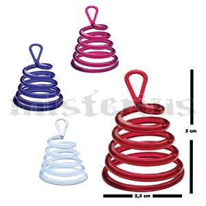 Peso Espiral Balão