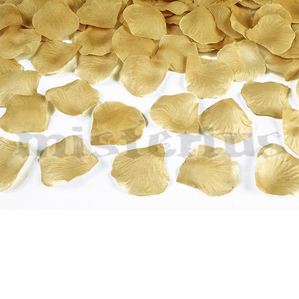 Pétalas Douradas, 100 Unid.