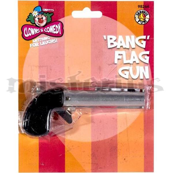 Pistolas Bandeira (Bang Gun w/Flag)