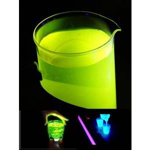 Pó glow para bebidas luminosas
