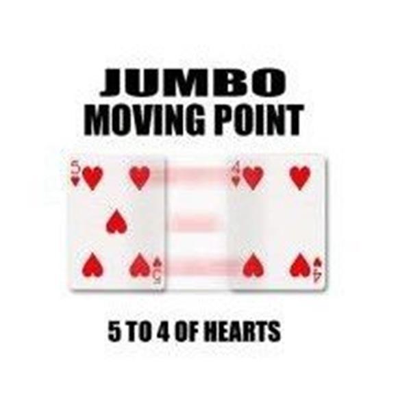 Pontos que se movem - Jumbo moving point 5/4 Bicycle ;