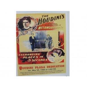 Posters Houdini Metamorphosis ;