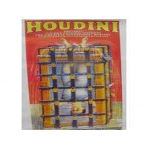 Posters Houdini water torture cell ;