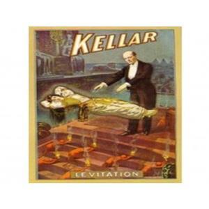 Posters Kellar Levitation ;
