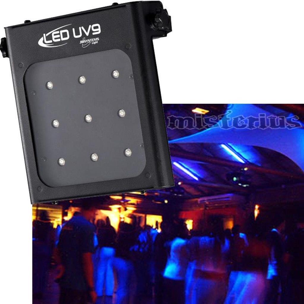 Projetor Luz Negra Led UV9