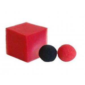 Quadrado bola que muda de cor gigante, Giant Color Changing