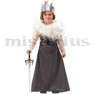 Fato Rainha Medieval, Criança