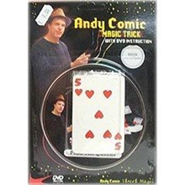 Rainha presente com dvd - Andy Comic ;