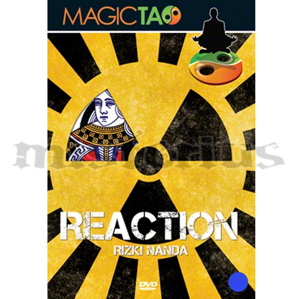 Reaction - Gimmick c/DVD