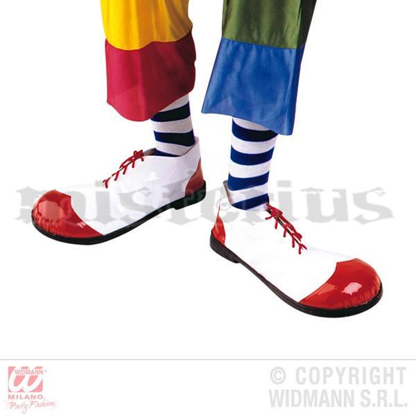 Sapatos de Palhaço Profissional